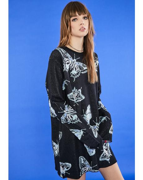 On The Fly Sweater Dress