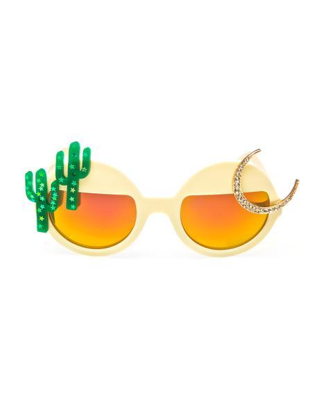 Desert Moon Sunglasses