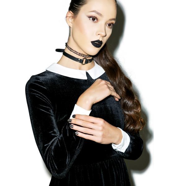 Holloway Velvet Dress