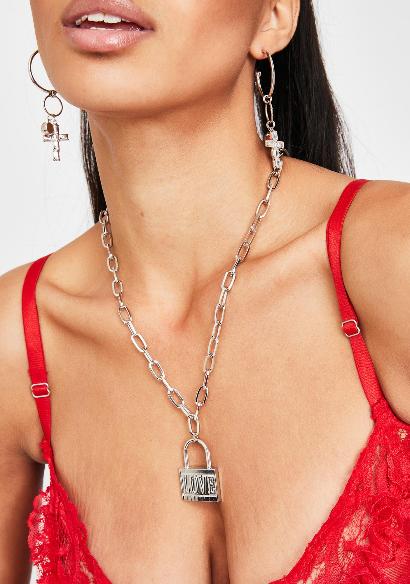 Worthy Of Love Chain Necklace