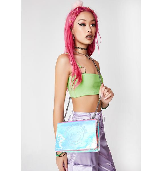 Skinnydip Have A Nice Day Crossbody Bag