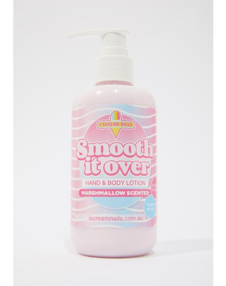 Marshmallow Smooth It Over Hand & Body Lotion