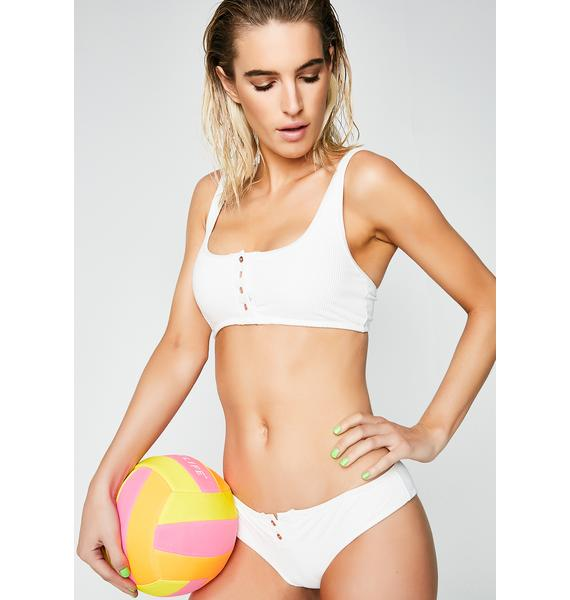 Frankies Bikinis Alana Bikini Top