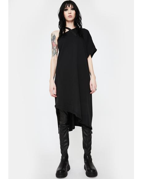 Eliza Tunic Midi Dress