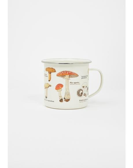 Know Ur Shrooms Coffee Cup