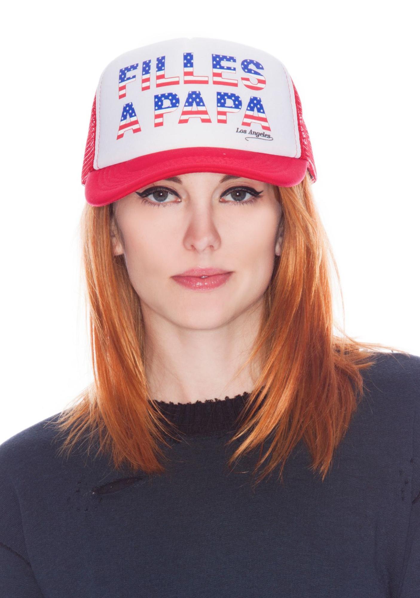 Jill Screenprinted Cap