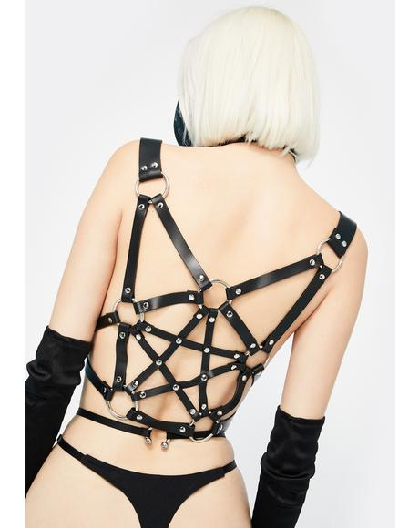 Devilish Delights Body Harness