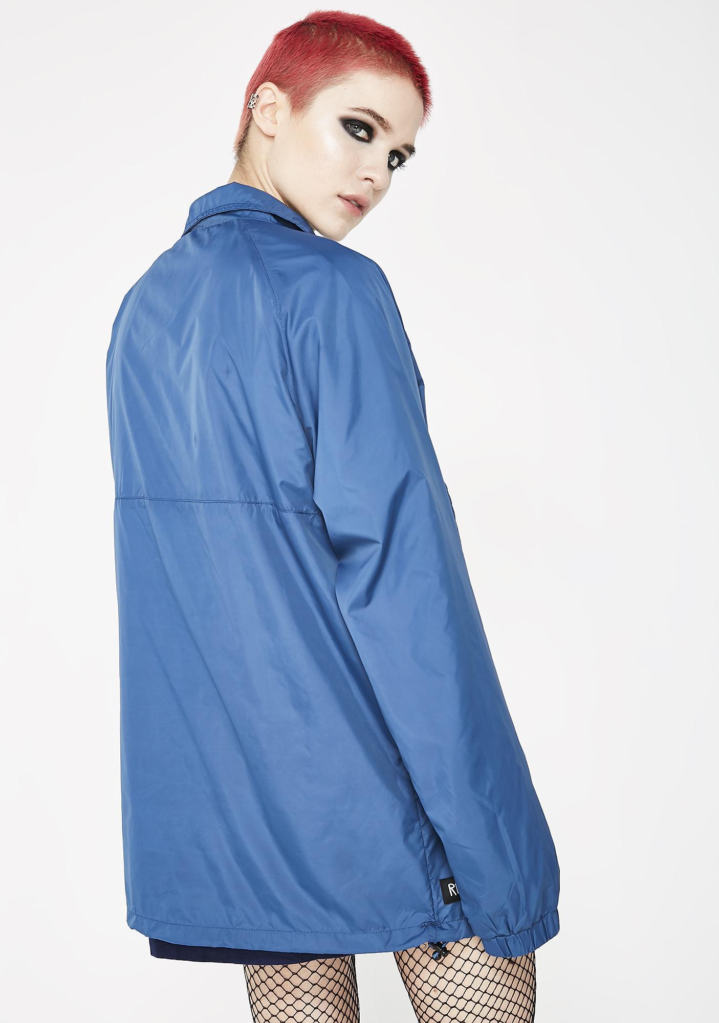 RIPNDIP Must Be Nice Half Zip Anorak Jacket
