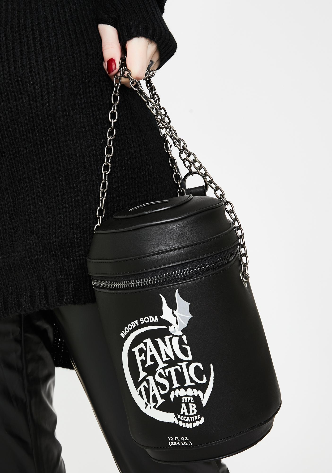 Killstar Fangtastic Soda Handbag