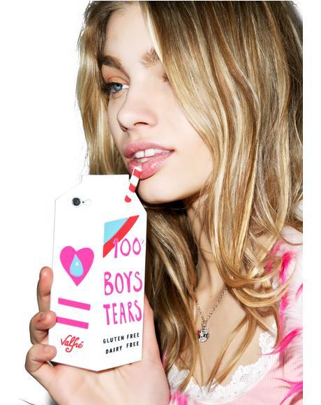 Carton Of Boys Tears 3D iPhone 6 Case