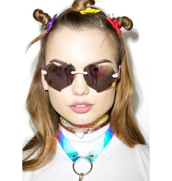 ESQAPE Lovelii Heart Sunglasses