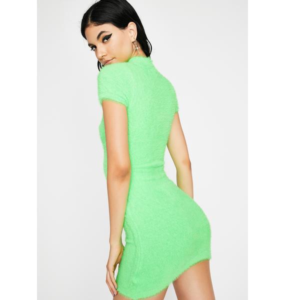 Take A Sip Mini Dress