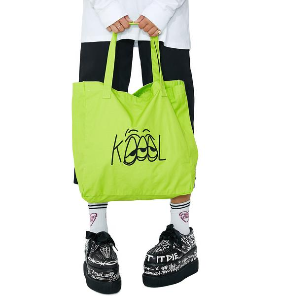 Lazy Oaf Kool Tote Bag
