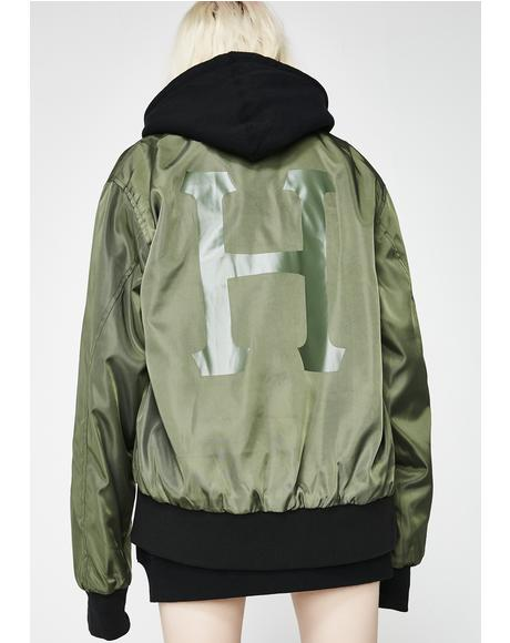 Standard Issue MA-1 Jacket