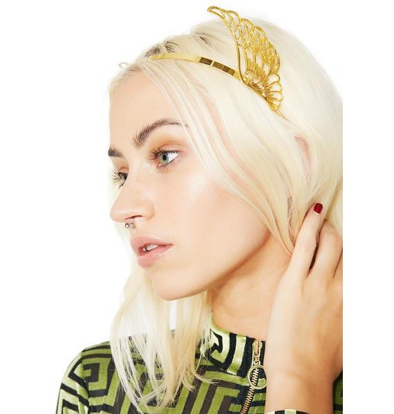 Wings Of A Goddess Headband