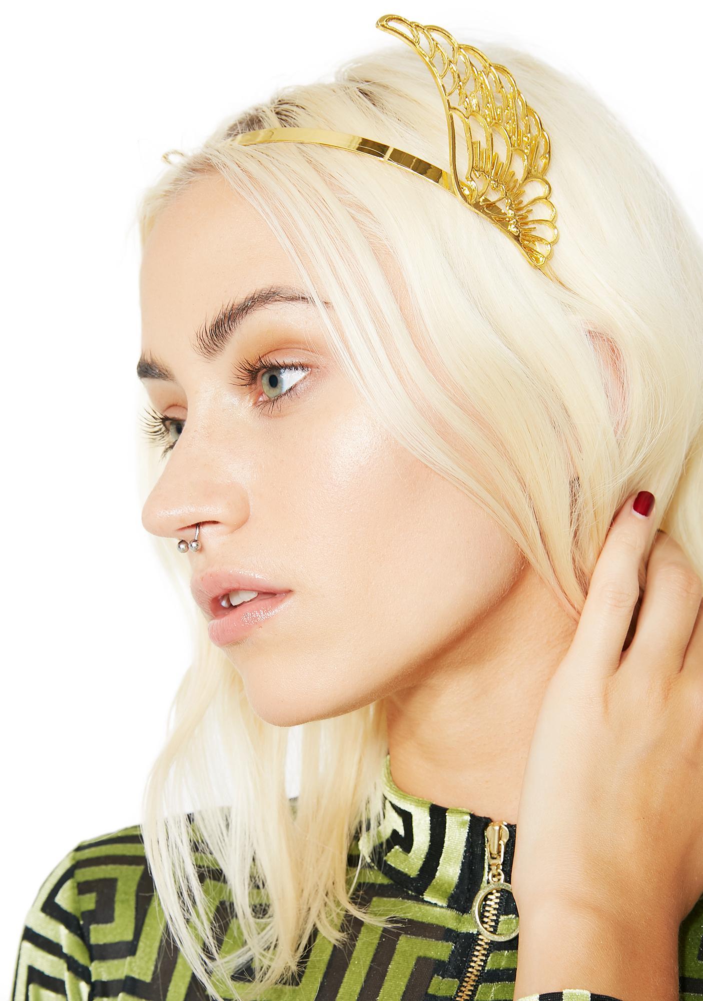 Wings Of A Goddess Headband  b83d4d8a4a2