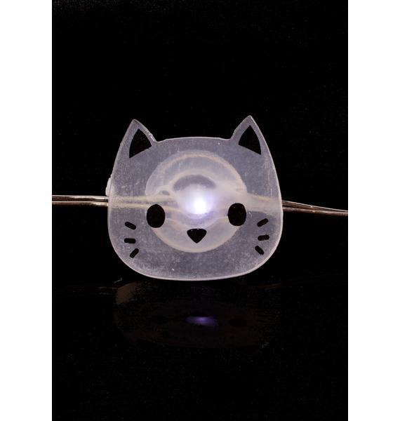 Kitten Corner String Lights