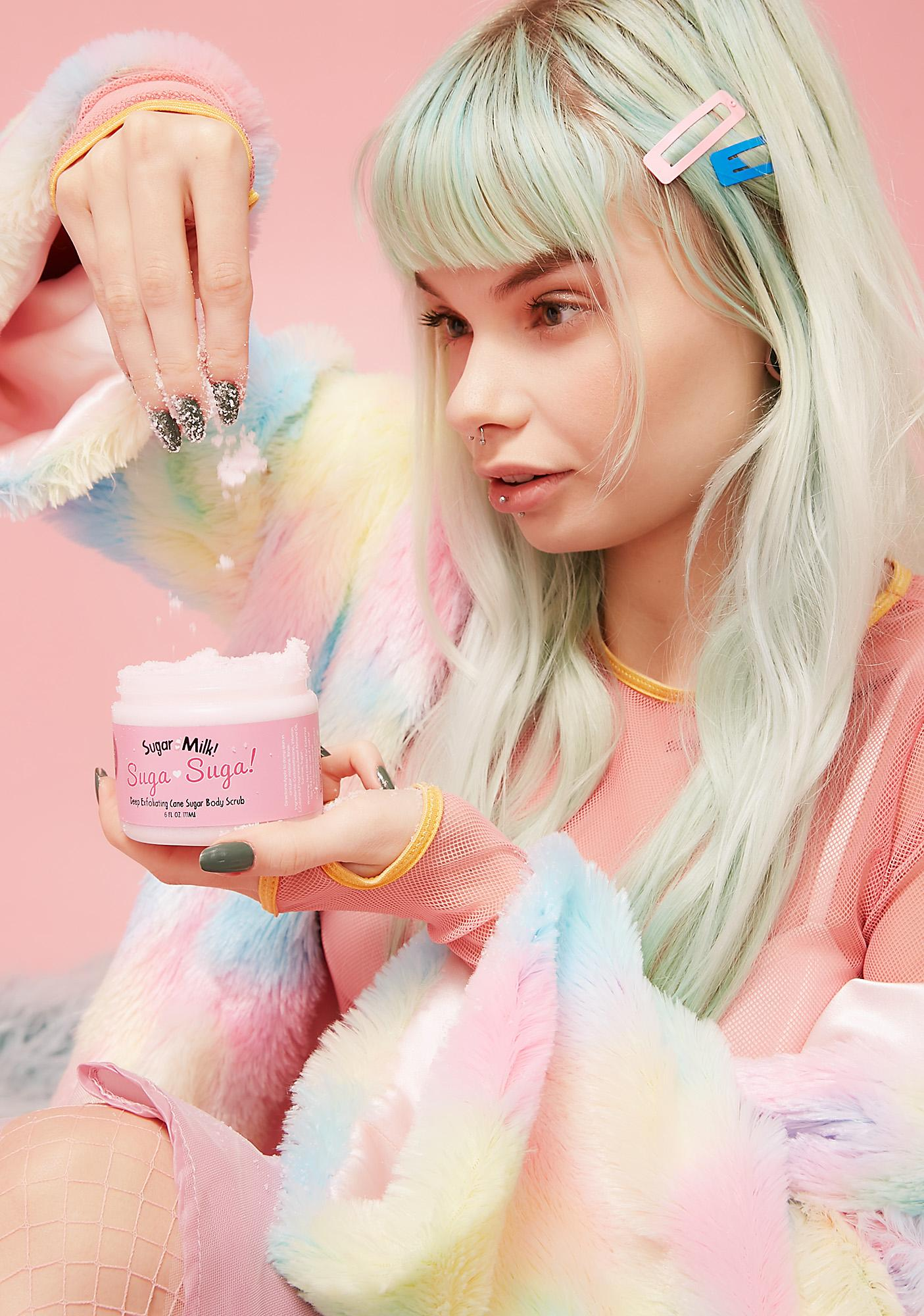 Sugar Milk Co Bubblegum Suga Suga Body Scrub