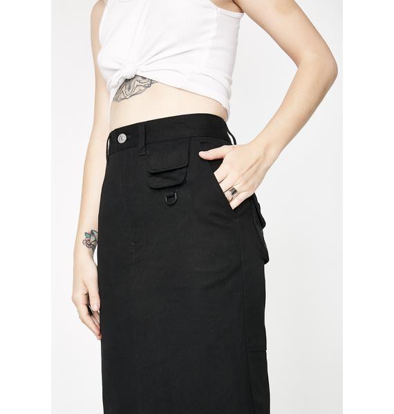 x-Girl Fishermans Maxi Skirt