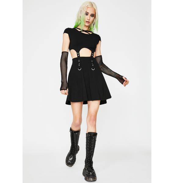 Tripp NYC X Cut Out Dress
