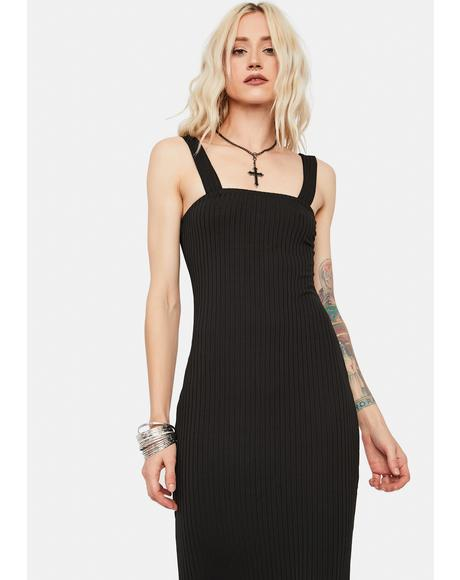 Uncover Love Cami Midi Dress