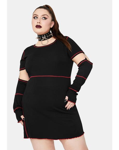 Forever For The Broken Mini Dress
