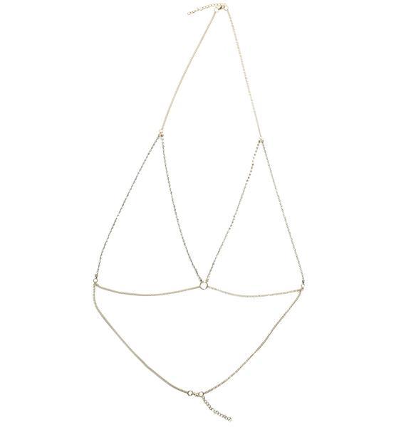 Temple Body Chain