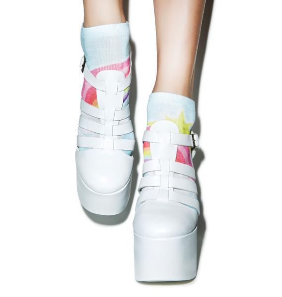 Rainbow Dayz Socks