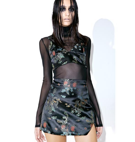 O Mighty Wang Fei Skirt
