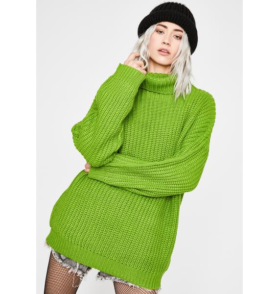 Tuff Crowd Oversized Sweater