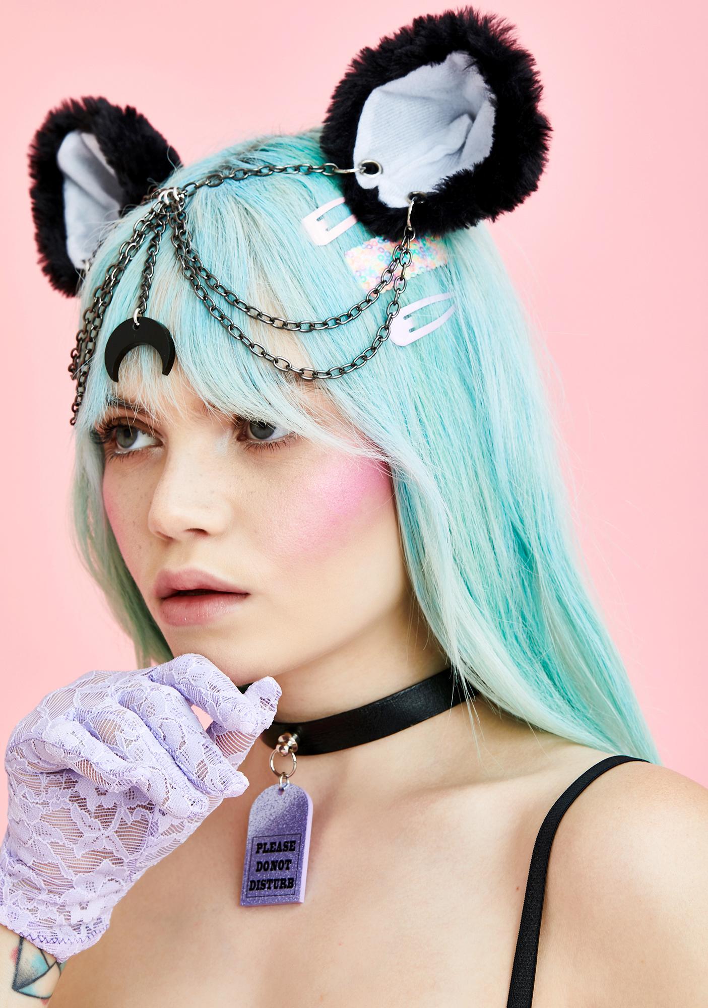 Devil666ish Luna Headpiece