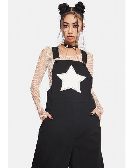 Wish Upon A Star Overalls