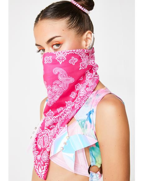 Candy Nomad Bandanna Dust Mask