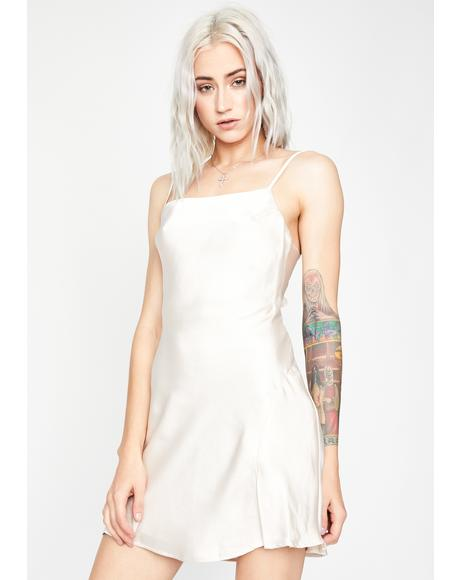 Keep You Around Slip Dress
