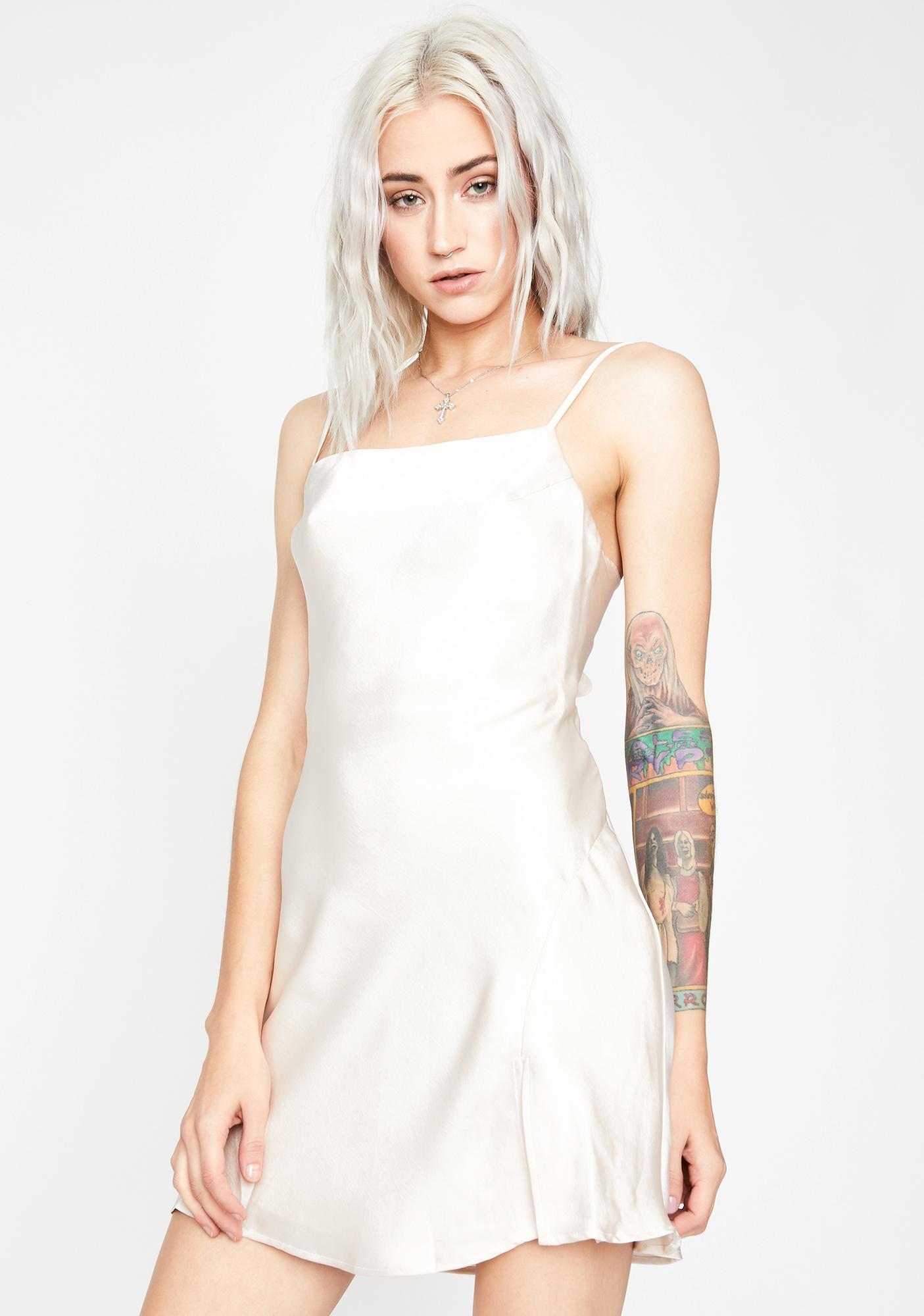 Keep You Around Slip Dress