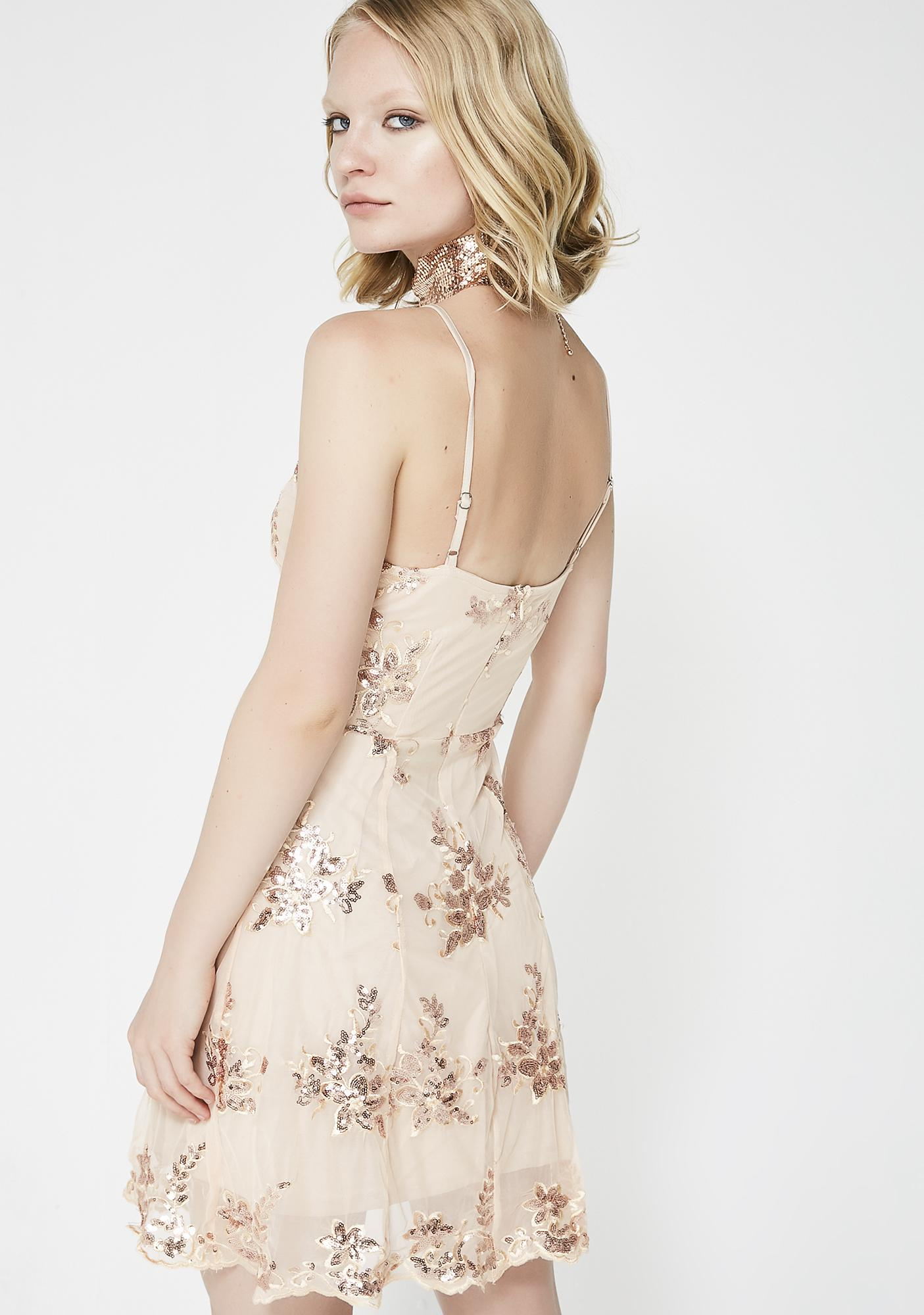 Special Occasion Sequin Dress
