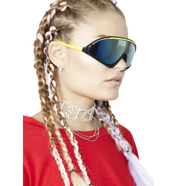 Stripe Runner Sunglasses