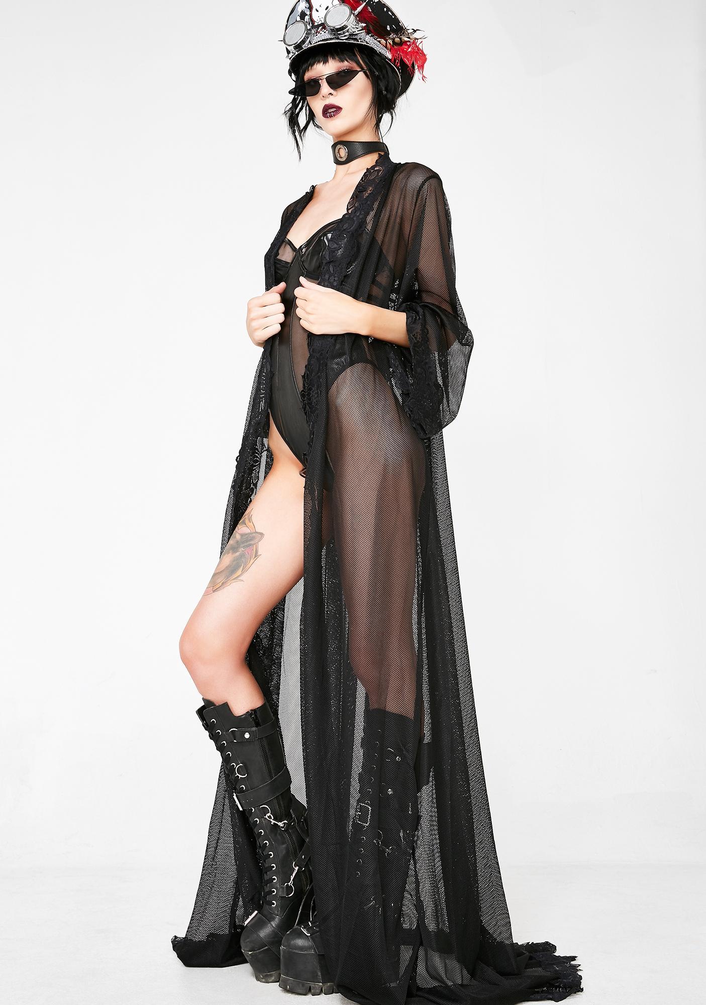 Kiki Riki Vampy Visionz Kimono