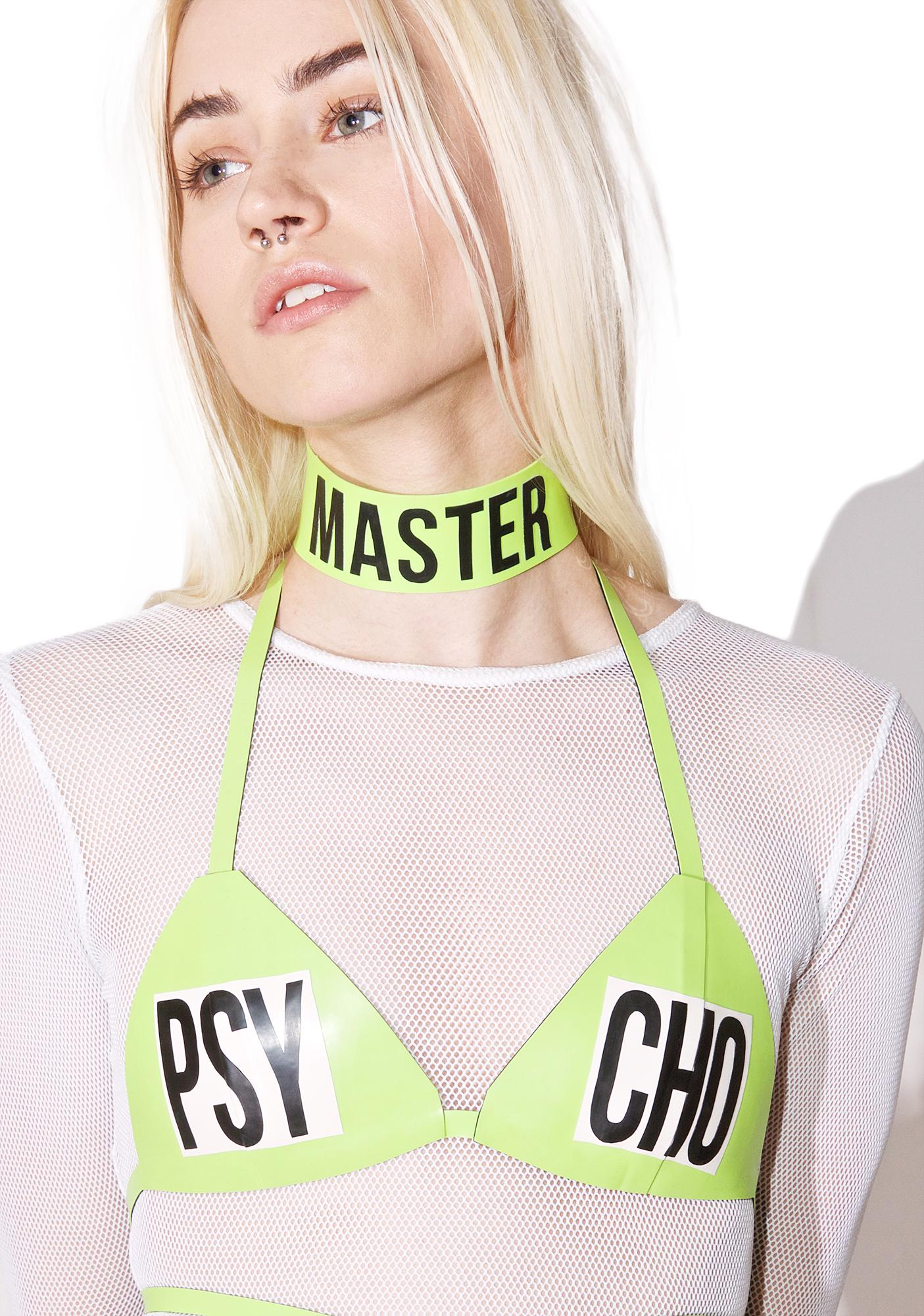 Meat Clothing Master Choker