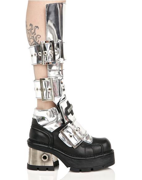 School Gang Boots