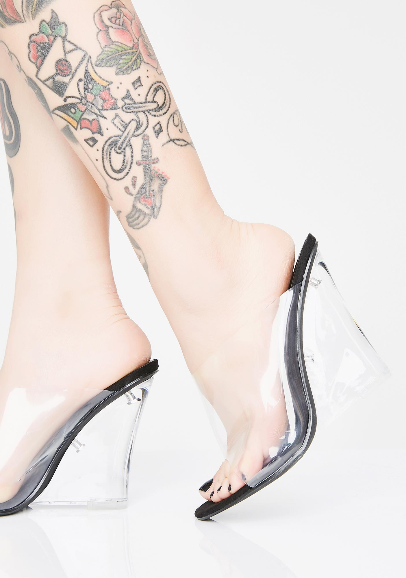 Got Love Wedge Heels