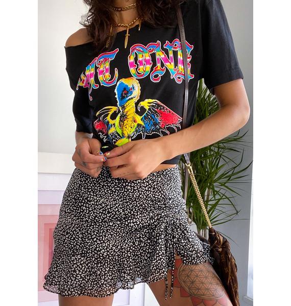 Catty Ya Found Me Mini Skirt
