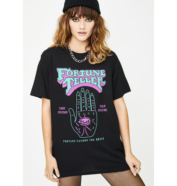 ILL INTENT Fortune Teller Graphic Tee