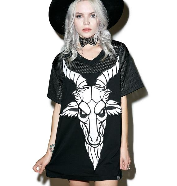 Killstar Killing It Hockey Shirt