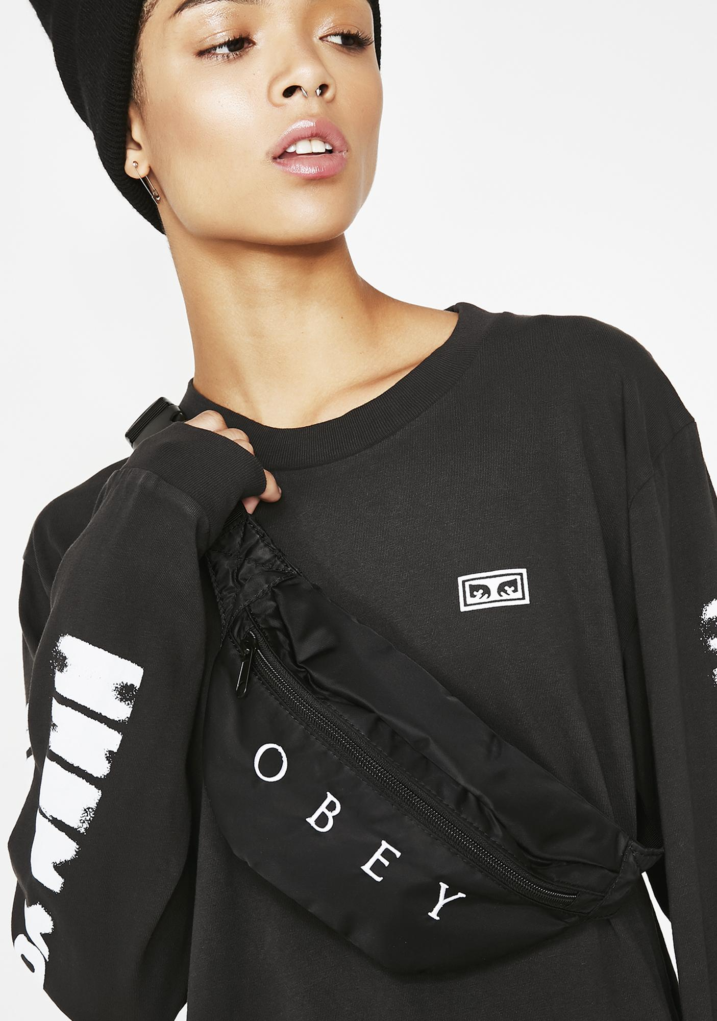 Obey Dropout Waistpack