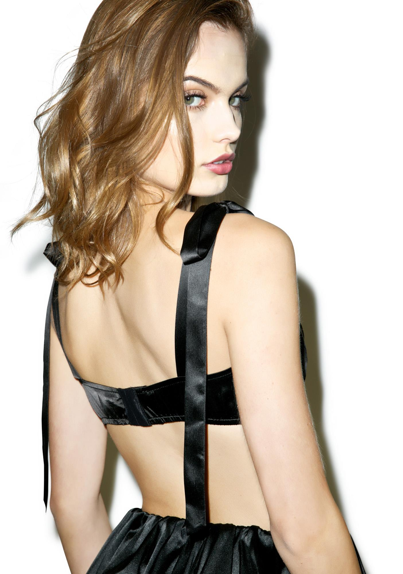 Fete Dauphine Bustier