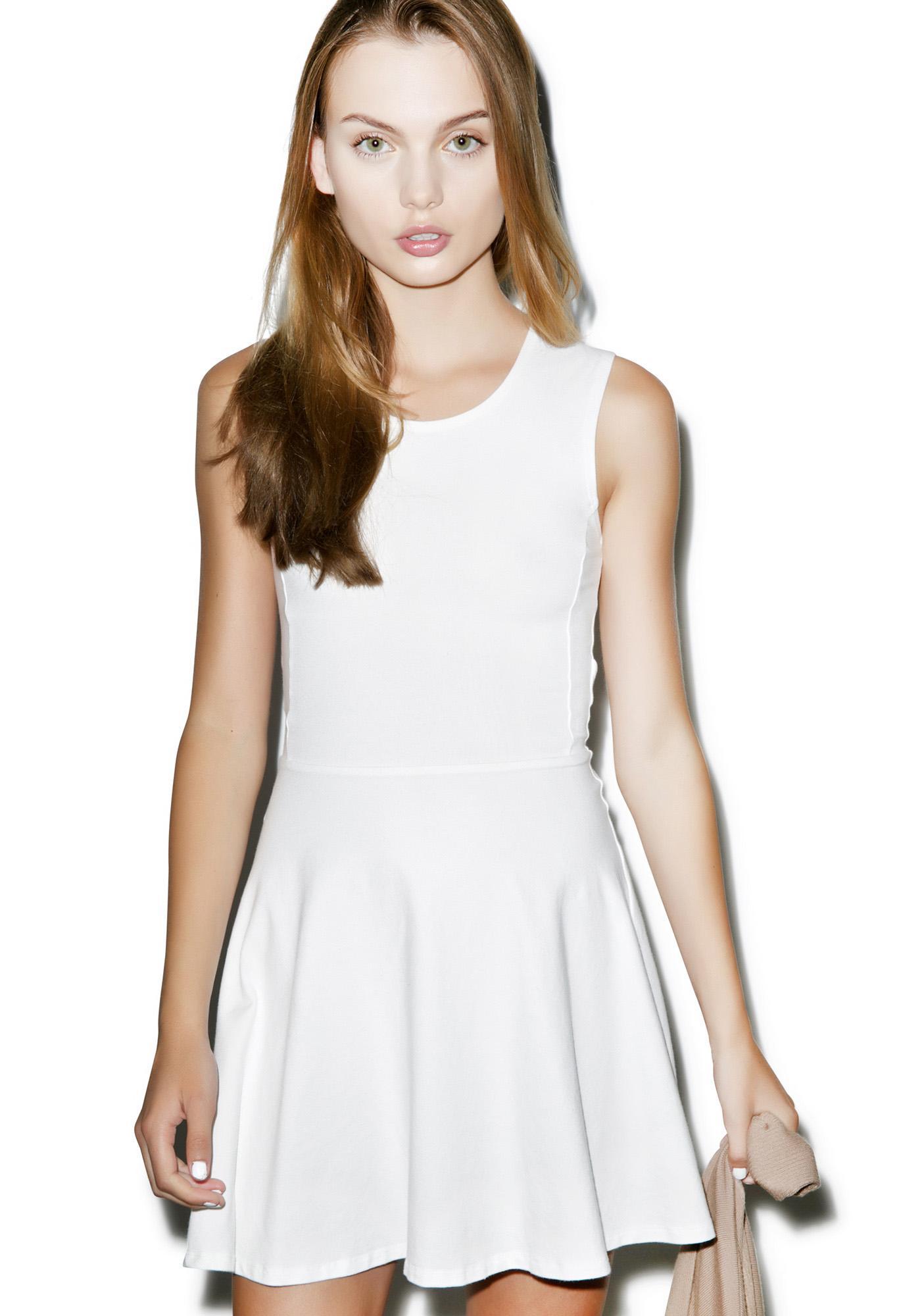 Groceries Apparel Sandra Bloom Sleeveless Dress