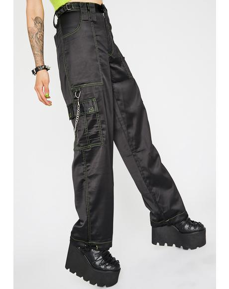 Hashtag Goals Cargo Pants