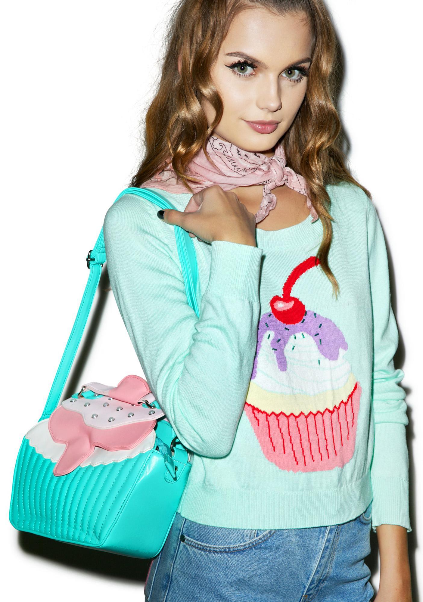 Iron Fist Hello Cupcake Sweater