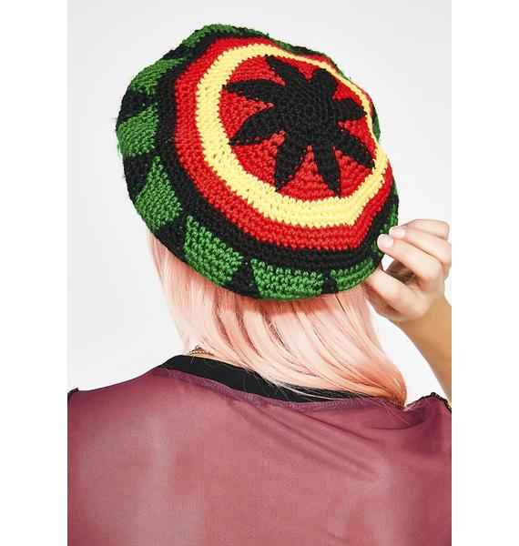 Passin' Bleezies Rasta Hat